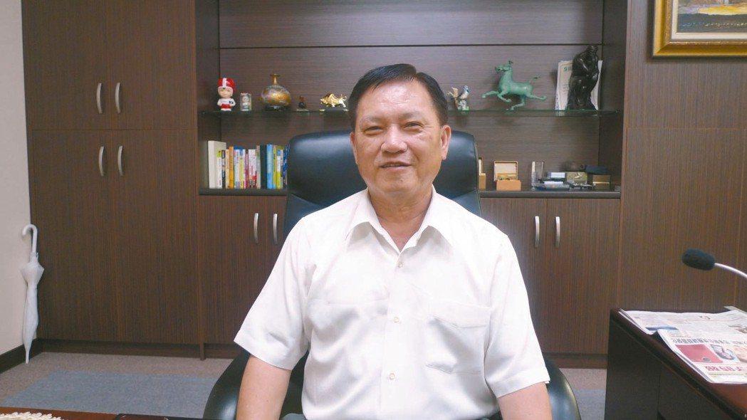 泰碩董事長余清松