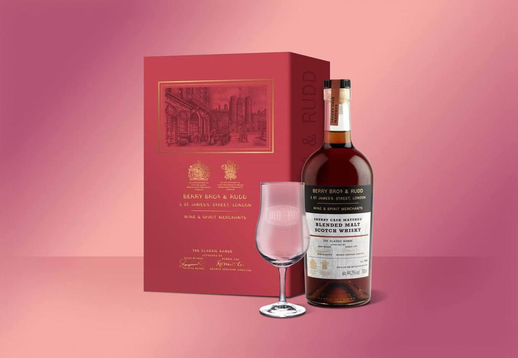 貝瑞兄弟與洛德「萃選系列 農曆新年禮盒」,以廣受台灣消費者好評的威士忌搭配原廠設...