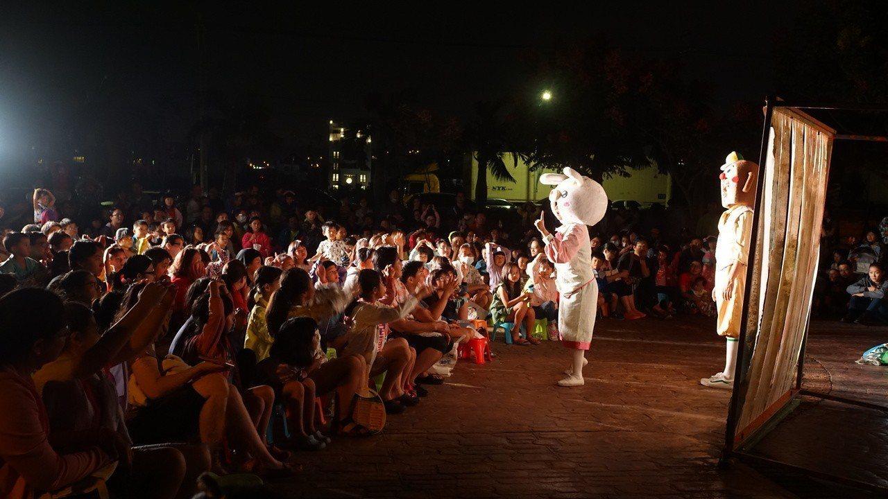 台中市議員陳世凱將持續已舉辦3屆、30場的「烏大龍2018幸福親子藝文季」。圖/...