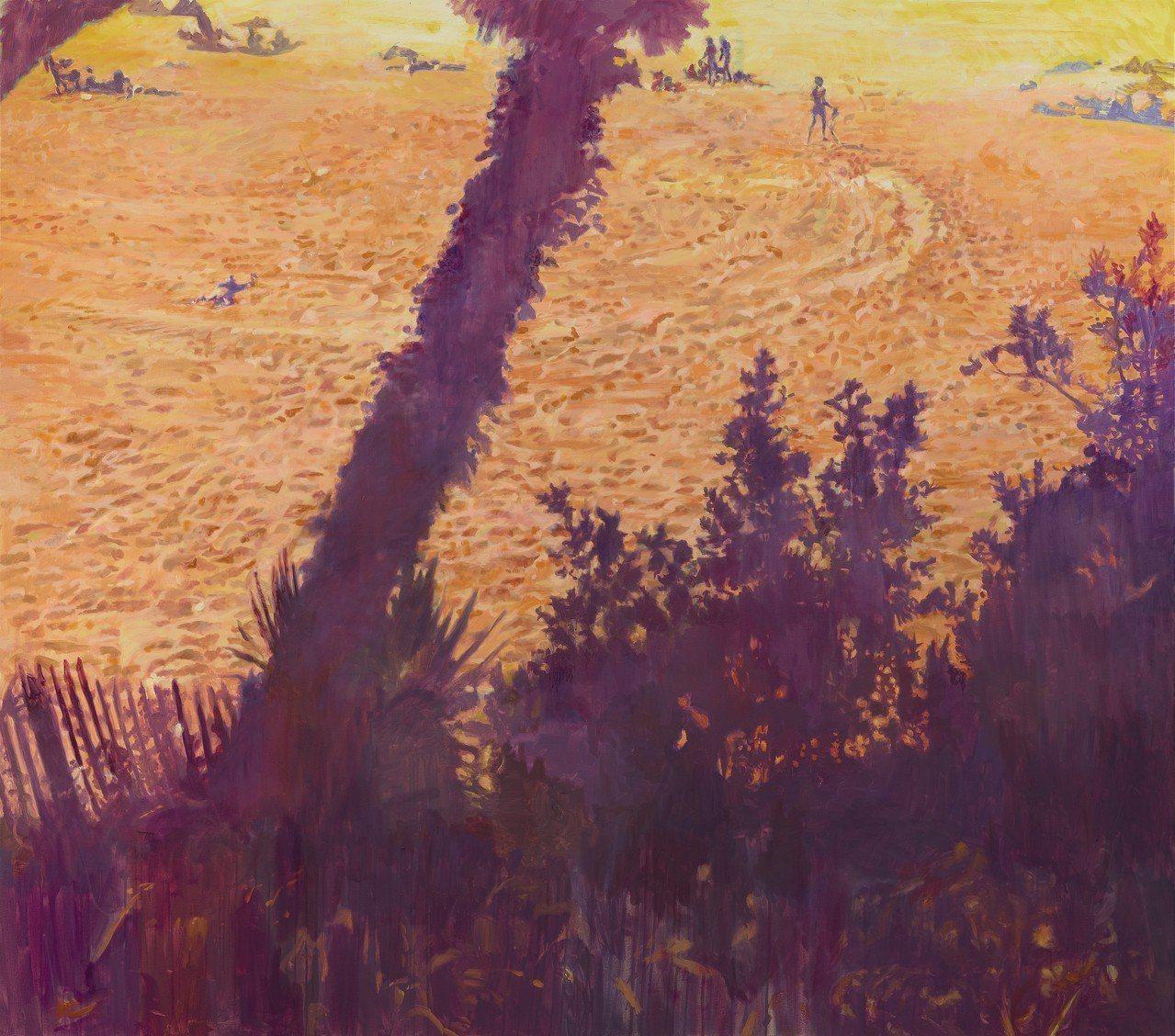 台北誠品畫廊將在首屆台北當代藝術博覽會帶來鄭君殿個展「陌生的花園」。圖/誠品畫廊...