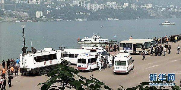 去年9月在重慶發生乘客攻擊公車駕駛員,導致車輛失控墜江,造成15人死亡。重慶公車...