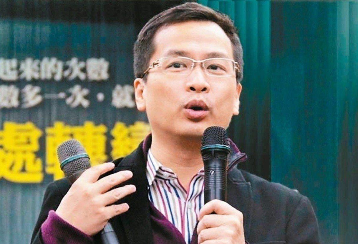 台北市議員羅智強。圖/翻攝羅智強臉書