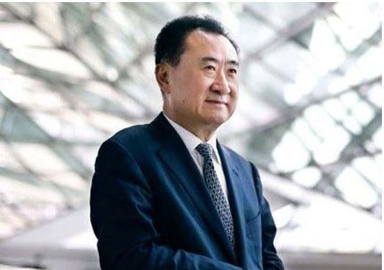 萬達集團董事長王健林。照片/環球網