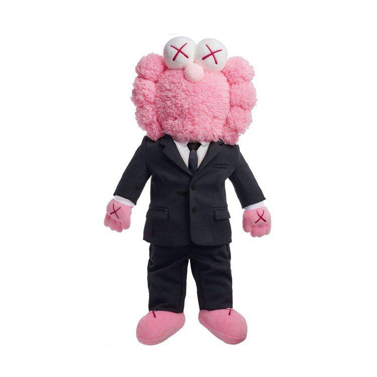 DIOR X KAWS合作玩偶,售價逼近台幣23萬1,000元。圖/DIOR提供