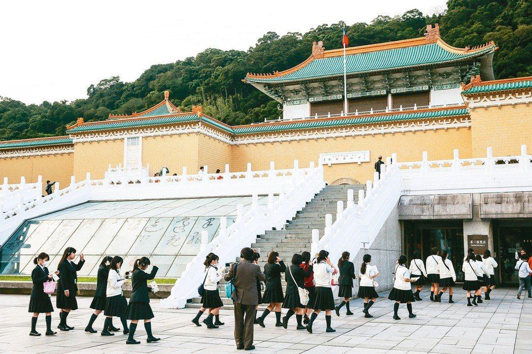 故宮院長陳其南確定不留任,外界憂心負責新故宮計畫的高層有如唱空城。 本報資料照片