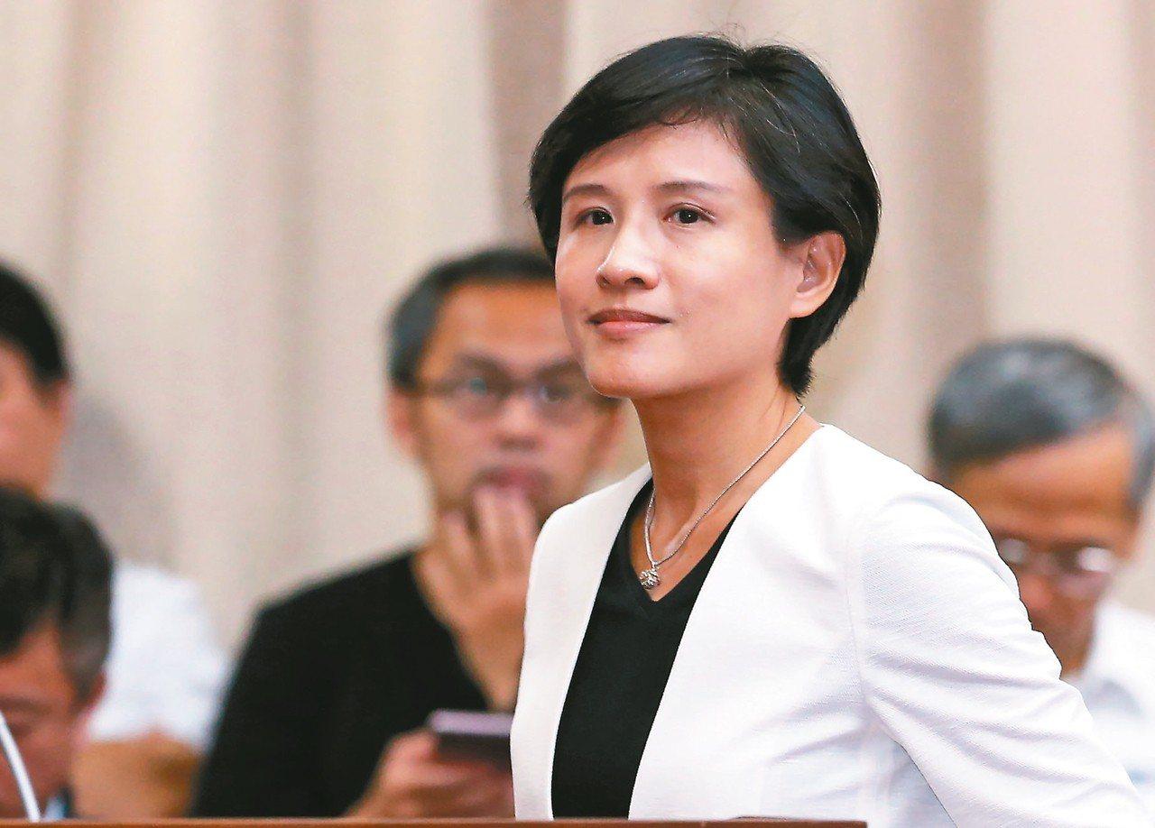 文化部長鄭麗君留任。 圖/聯合報系資料照片