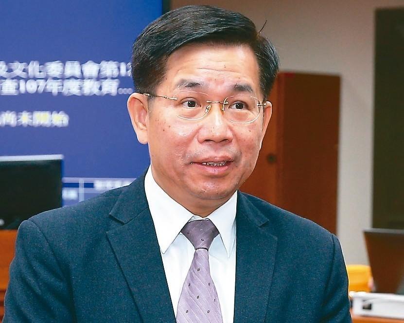 教育部長潘文忠回任。 圖/聯合報系資料照片