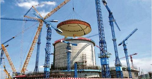 廣東惠州太平嶺擬建核電廠將採用中共自主研發的第三代華龍一號技術。 圖/取自明報網