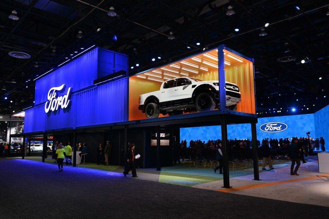 Ford將與Volkswagen合作,共同開發電動車與自駕車科技。 摘自Ford