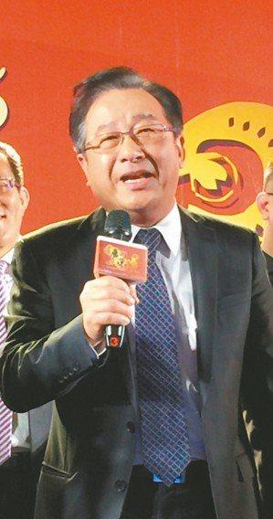 廣運集團董事長謝清福