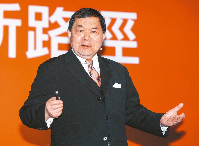 遠東集團董事長徐旭東。 本報系資料庫