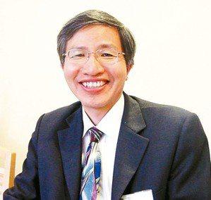 台醫生技執行長林榮華 本報系資料庫