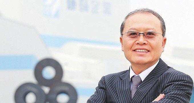 燁興董事長吳林茂