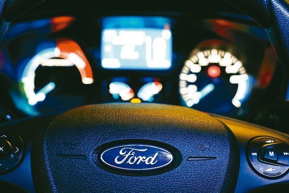 福特有16款電動車正在開發中。 路透