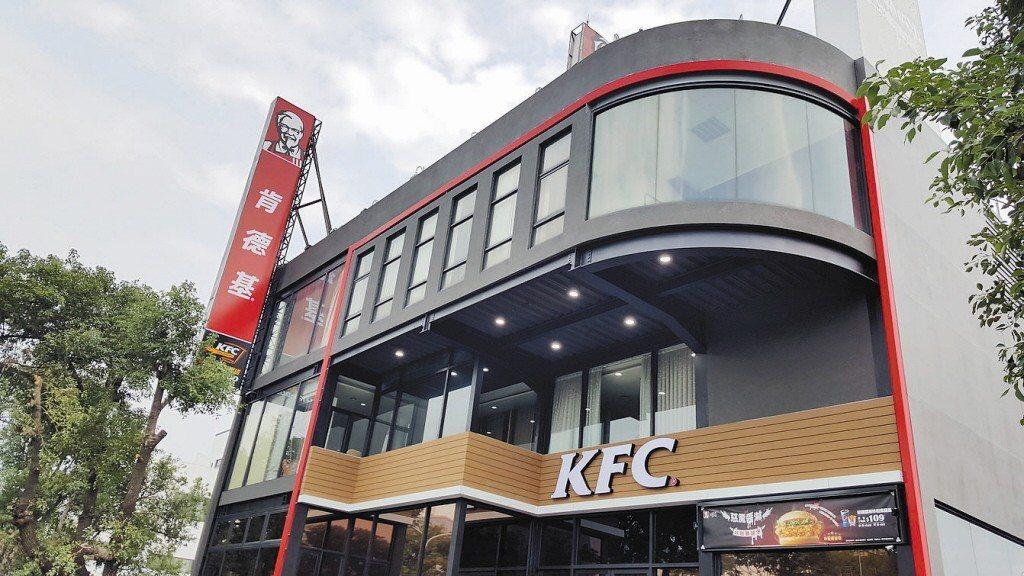台灣肯德基宣布將於1月15日起調整部分餐點售價。 圖/聯合報系資料照片