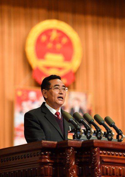 西藏自治區高級人民法院12日公布,2018年西藏高院共審結「煽動分裂國家、資助危...