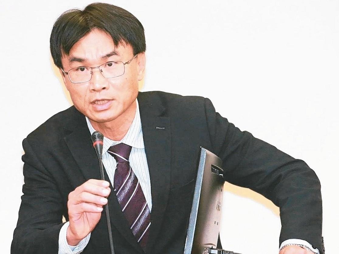 陳吉仲接農委會主委。 圖/聯合報系資料照片
