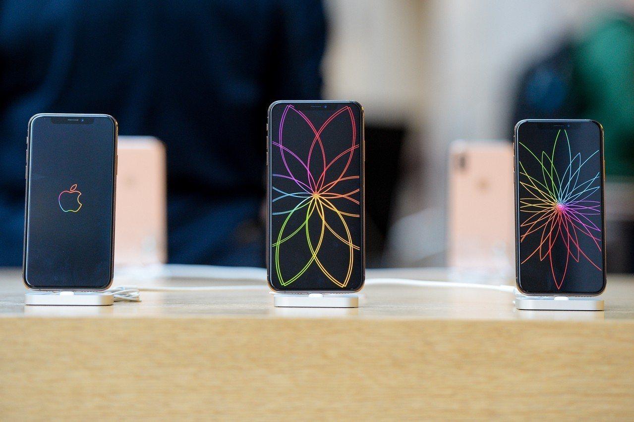 今年新款iPhone可能會支援新一代Wi-Fi 6的無線通訊功能。 歐新社