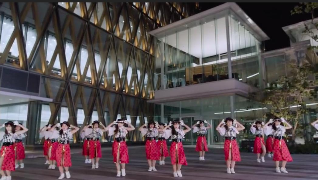 KINDAI GIRLS為近畿大學的校內偶像團體,也是近畿大學的門面。圖擷自...