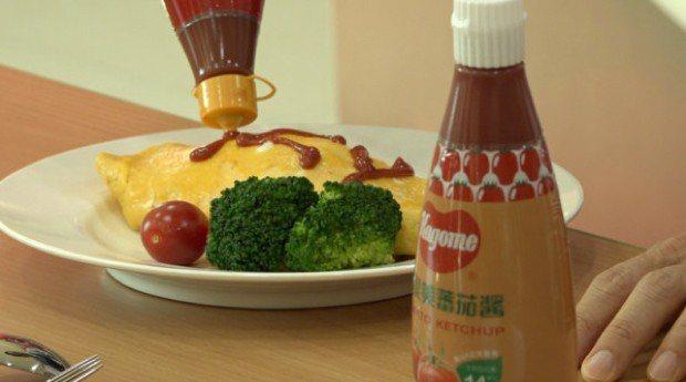 ▲ 蕃茄醬除了是不可或缺的調味料,更是台灣人日常餐桌的好夥伴。 圖/劉亮...