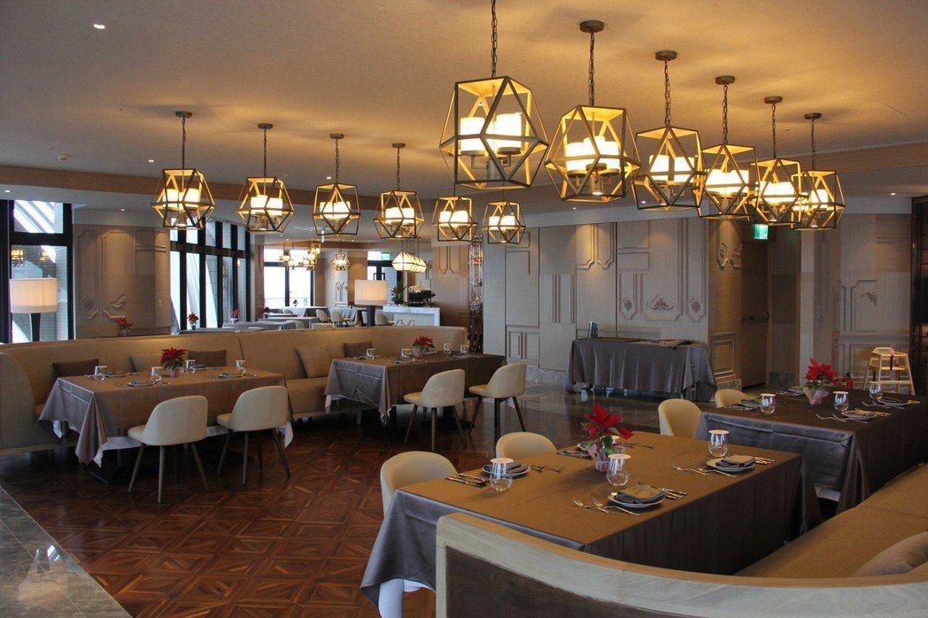 村却國際溫泉酒店擁有五間不同的主題餐廳,滿足旅客的味蕾。 村却國際溫泉酒店/提供