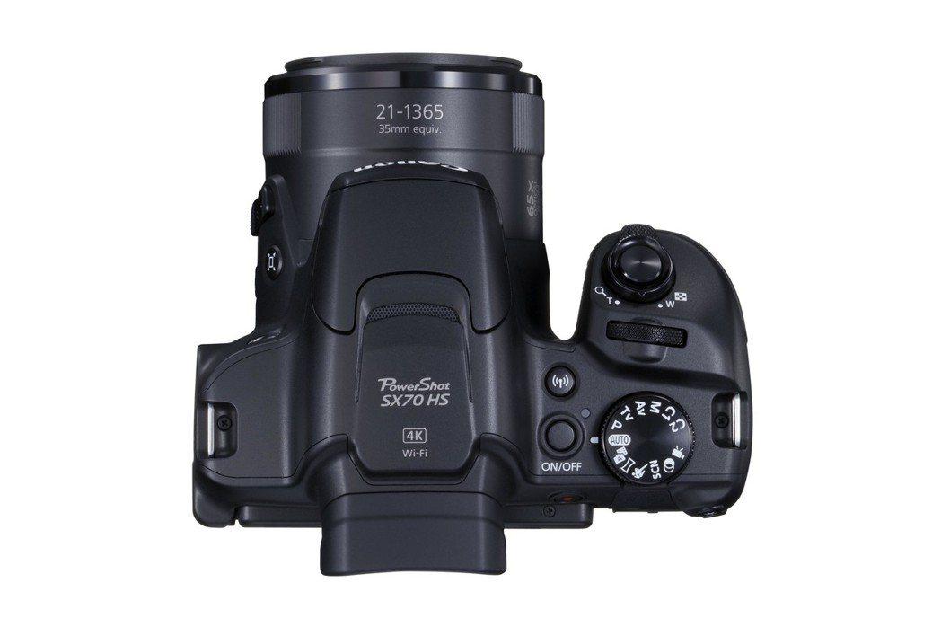 65倍光學變焦鏡頭(21-1365mm),再配上5級快門穩定效果的光學影像穩定器...