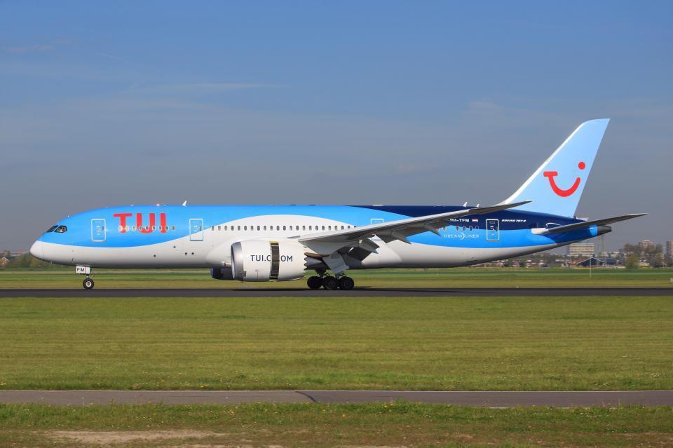 事後英國途易航空向寶拉一家人致歉,也解釋由於起飛前臨時更換飛機,才會造成此次烏龍...
