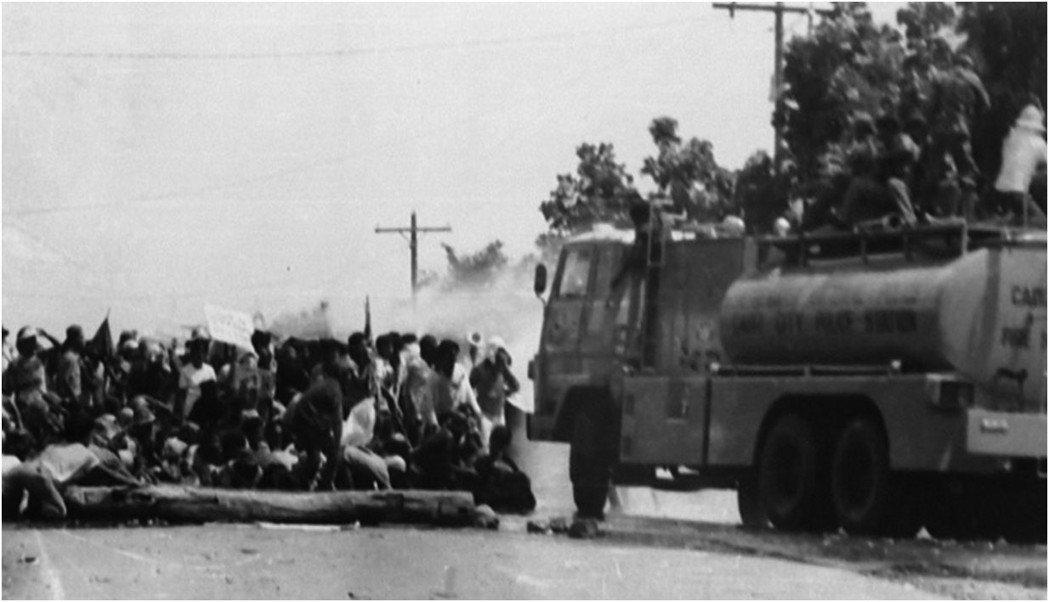 早在2017年,杜特蒂政府已持續在內格羅斯北部城鎮部屬兵力——只因這些村落或莊園...