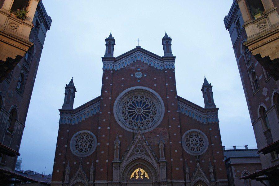 土耳其境內教堂大多是修復或改建,近期並沒有新建的教堂。(Photo by Flo...