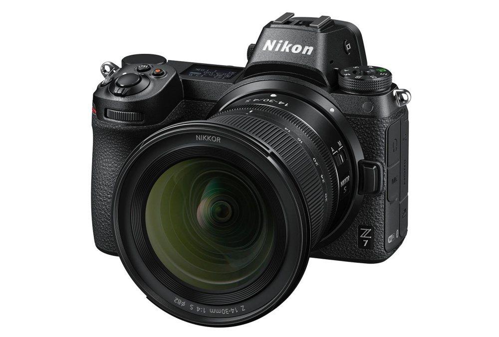 Nikkor Z 14-30mm f/4 S zoom