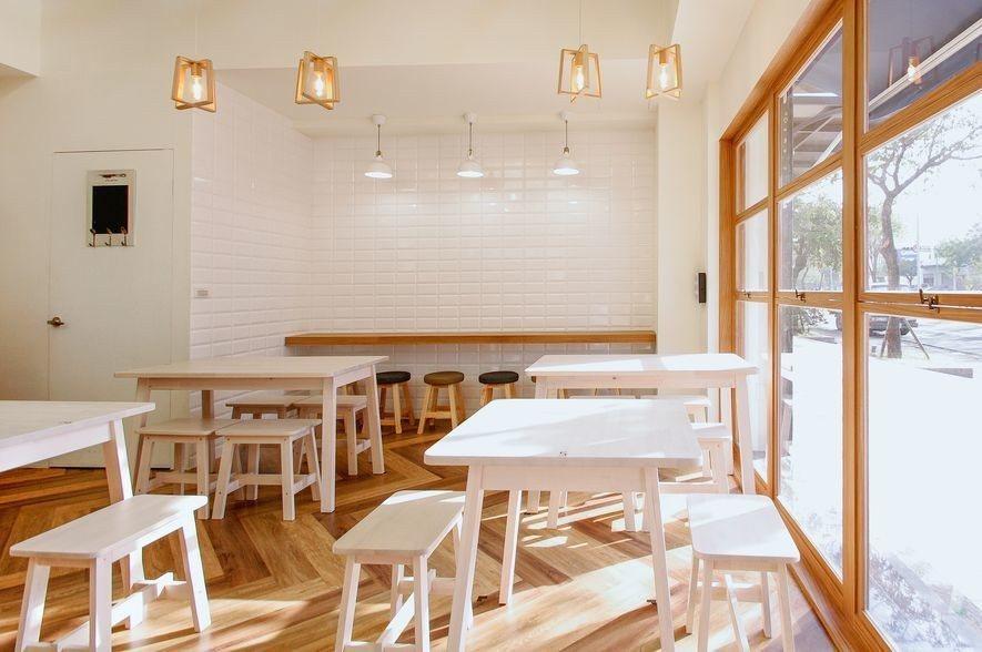 (圖)寬森空間設計 設計作品《萬三米糕二代店》