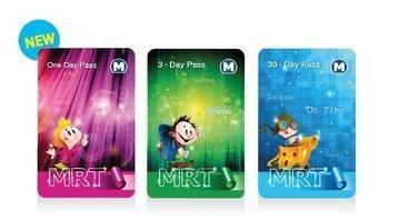 MRT Day Pass卡。 圖/曼谷MRT官網
