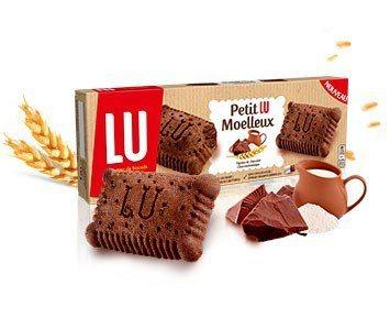 LU餅乾。 圖/LU餅乾官網