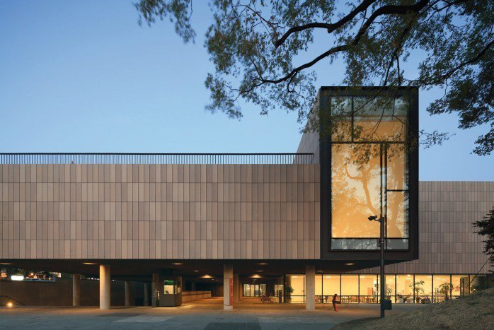 國立現代美術館。 圖/divisare.com