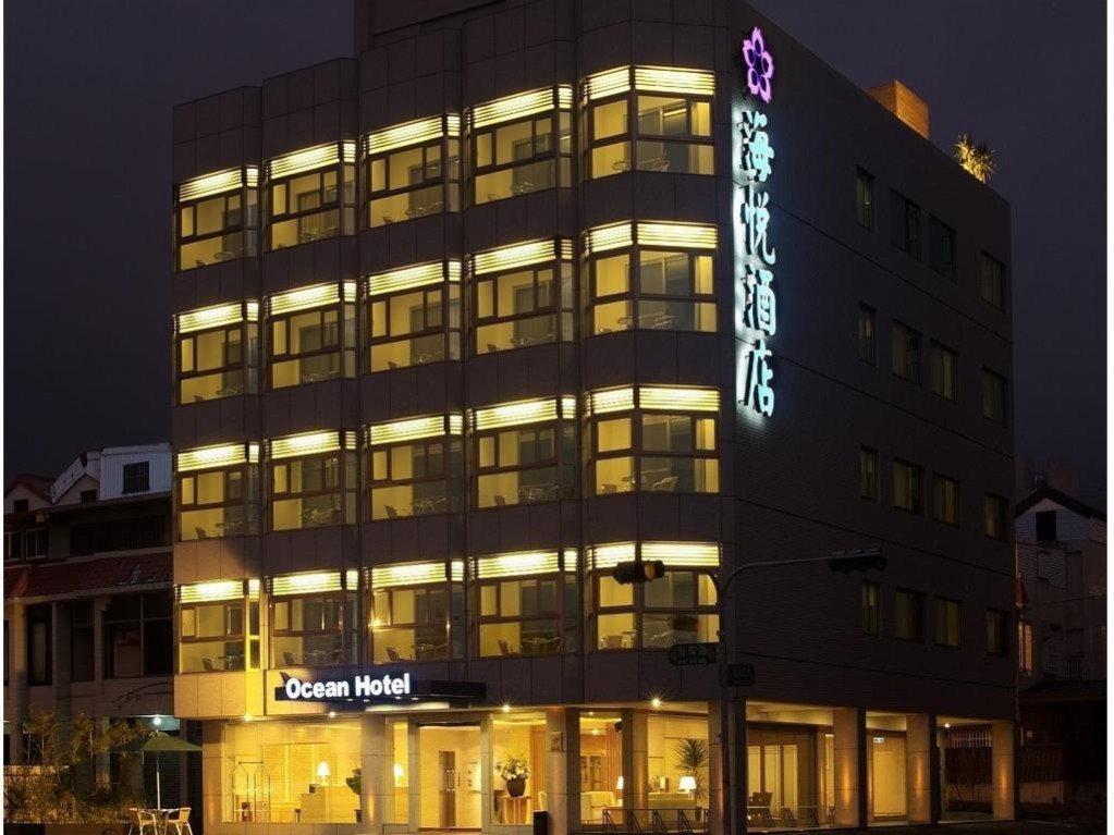 花蓮海悅酒店。 圖/agoda