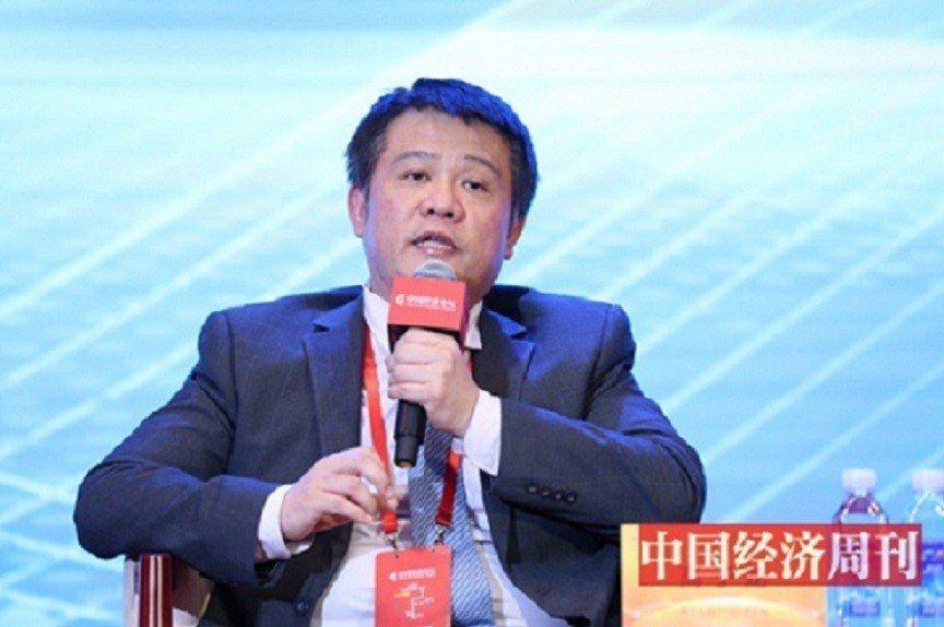 富士康工業互聯網股份有限公司首席技術官高子龍。中國經濟週刊