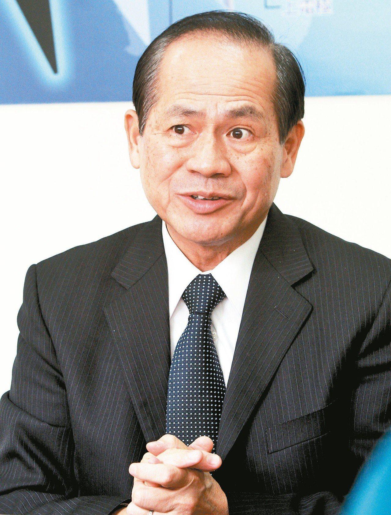 誠美材料董事長何昭陽無預警遭撤換。 聯合報系資料照