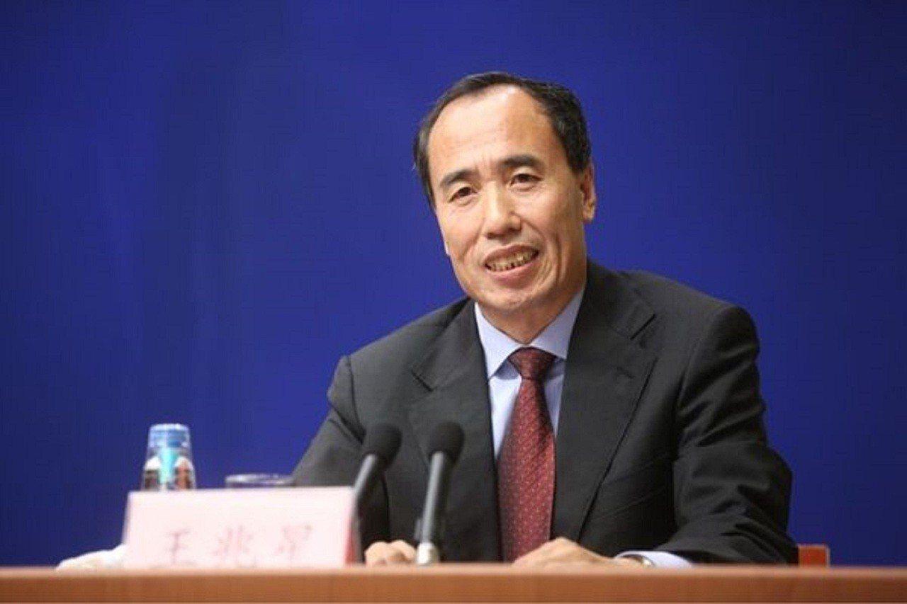 大陸銀行保險監督管理委員會副主席王兆星。中國證券報