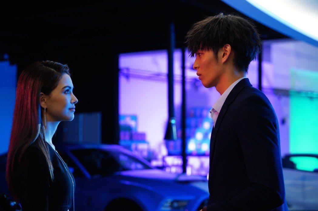 昆凌、曹佑寧因為一起演出「叱咤風雲」而結為好友。圖/創映電影、量能影業提供