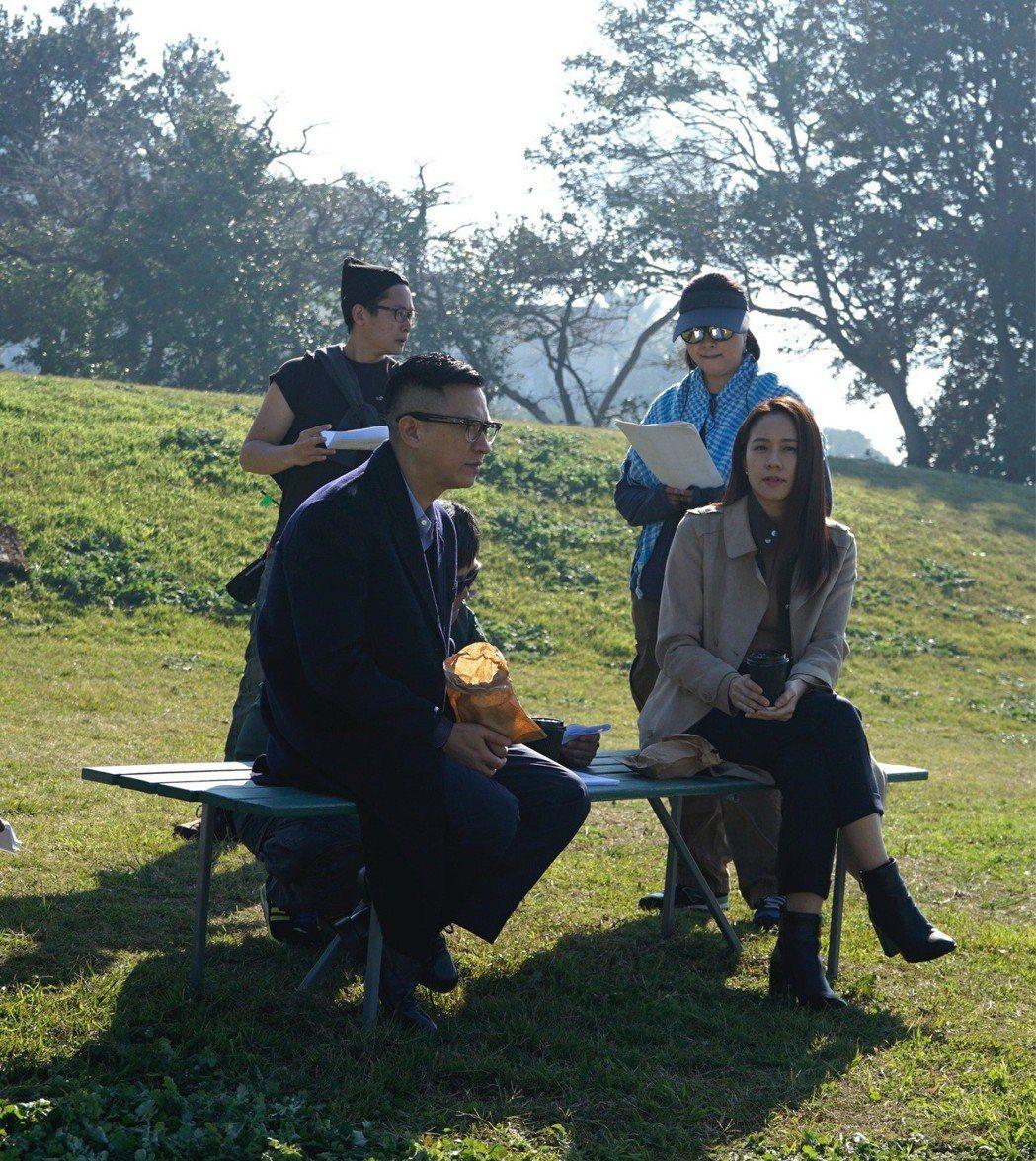 「廉政風雲 煙霧」預計2019年2月5日上映。圖/華映娛樂提供