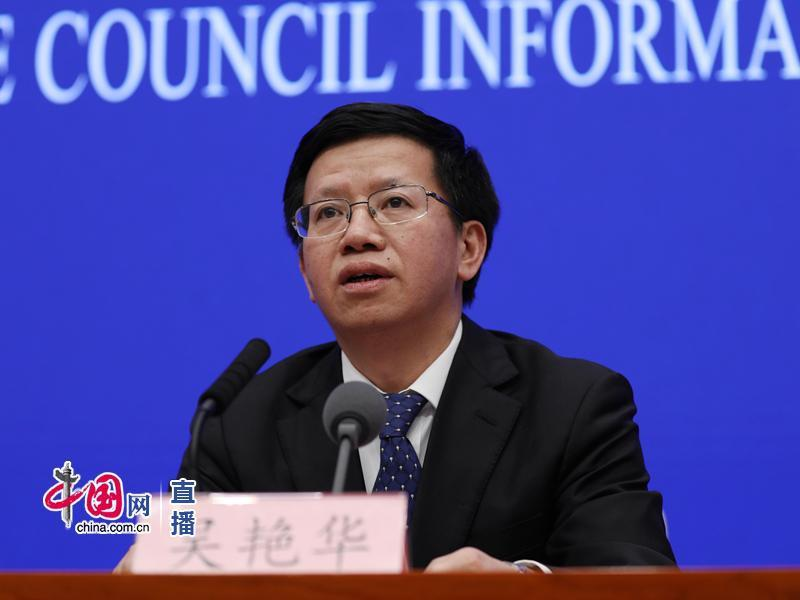 大陸國家航太局副局長、探月工程副總指揮吳艷華。取自中國網