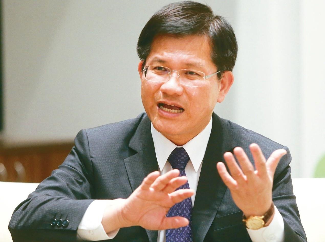 新任交通部長林佳龍期許交通政策「接地氣」。 圖/聯合報系資料照片