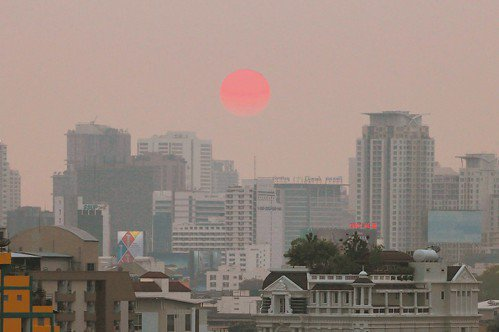 打擊汙染預料將是今年亞洲各國的主要目標,中國和印度將專注對抗空汙,台、日、韓則將...