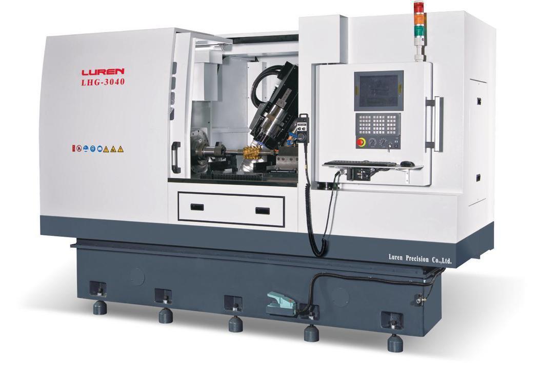陸聯精密CNC滾齒刀磨銳機,機台結構穩定、剛性高、效率佳,廣受使用者好評。 陸聯...