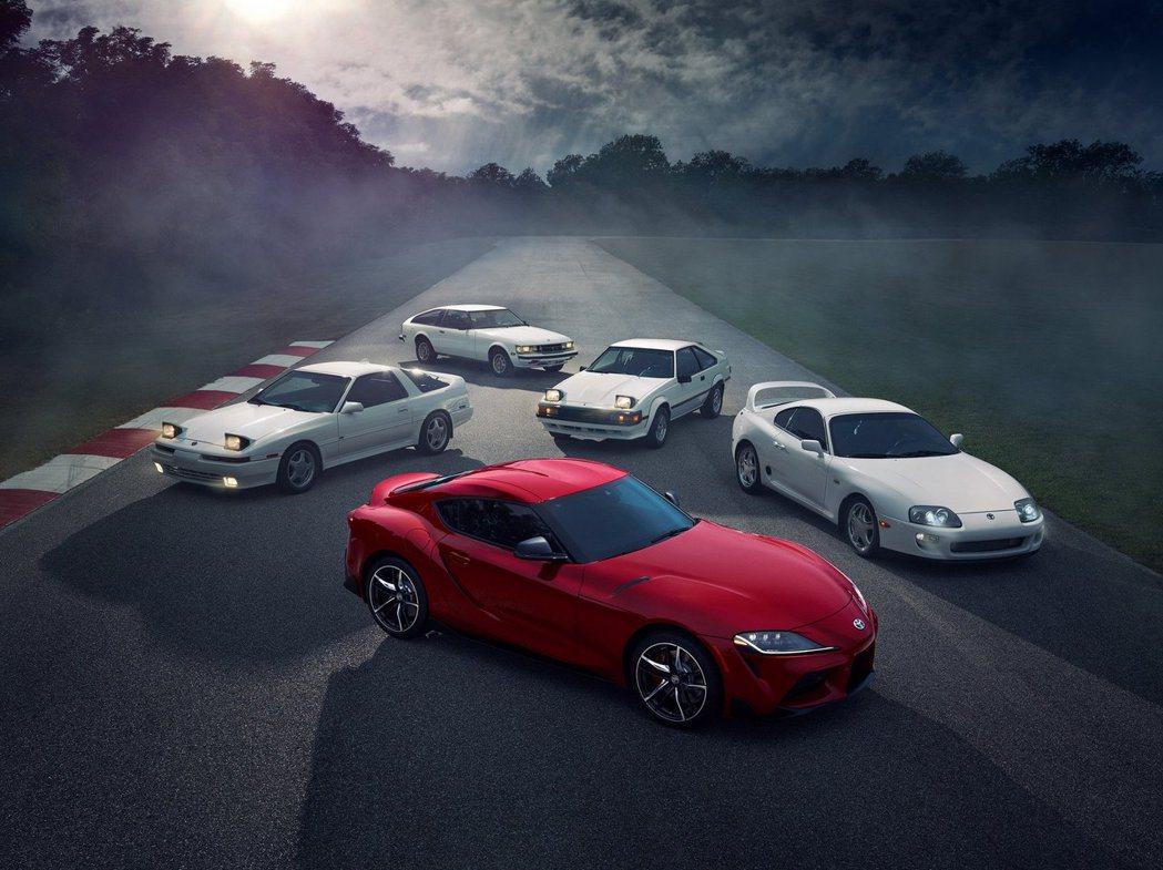 停了17年的Supra終於重啟生產,延續Toyota的跑車傳奇。 摘自Toyot...