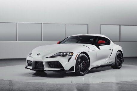 影/新牛魔王Toyota Supra 全球首發 直六渦輪引擎破百只需4.3秒!