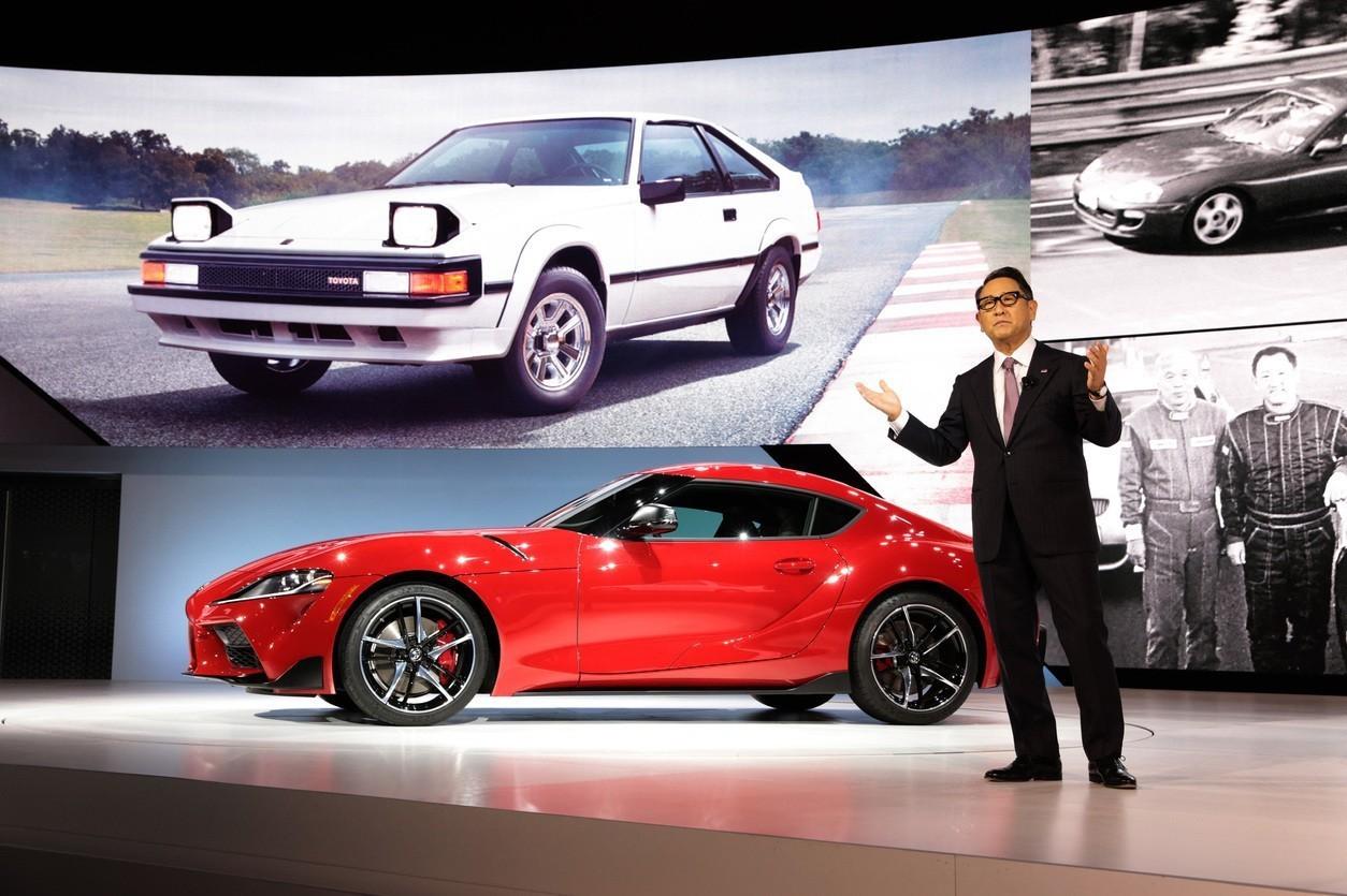 從新一代Toyota Supra來一窺JDM跑車的沒落!