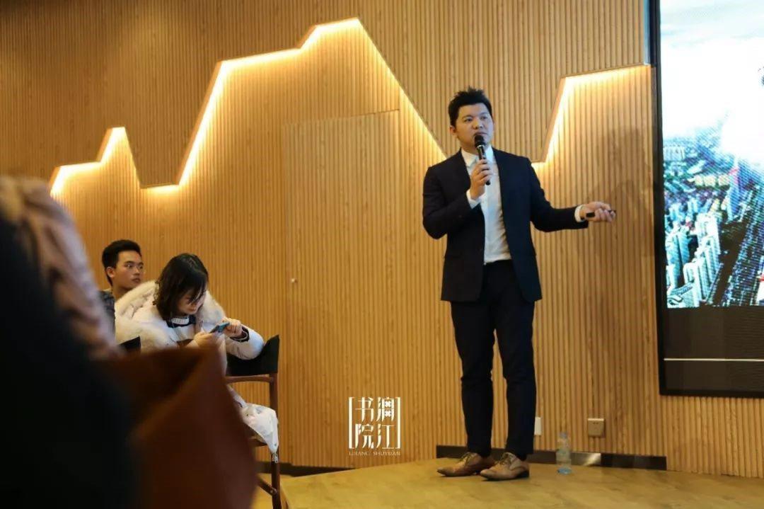 南寧台商協會副會長、廣西勝華集團執行長林大為(右)。圖/灕江書院提供