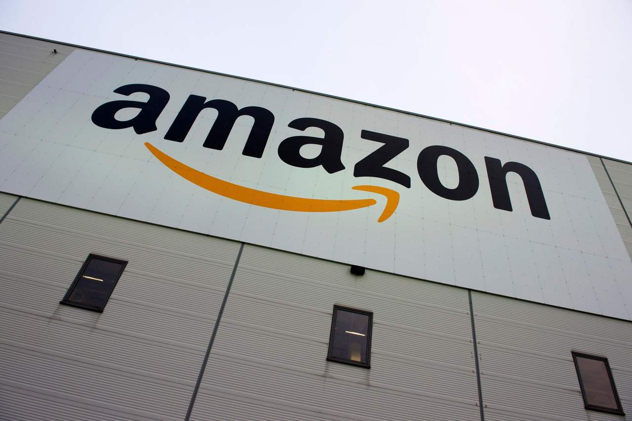 風水輪流轉,亞馬遜今年躍居全球市值第一的美國上市企業。 法新社