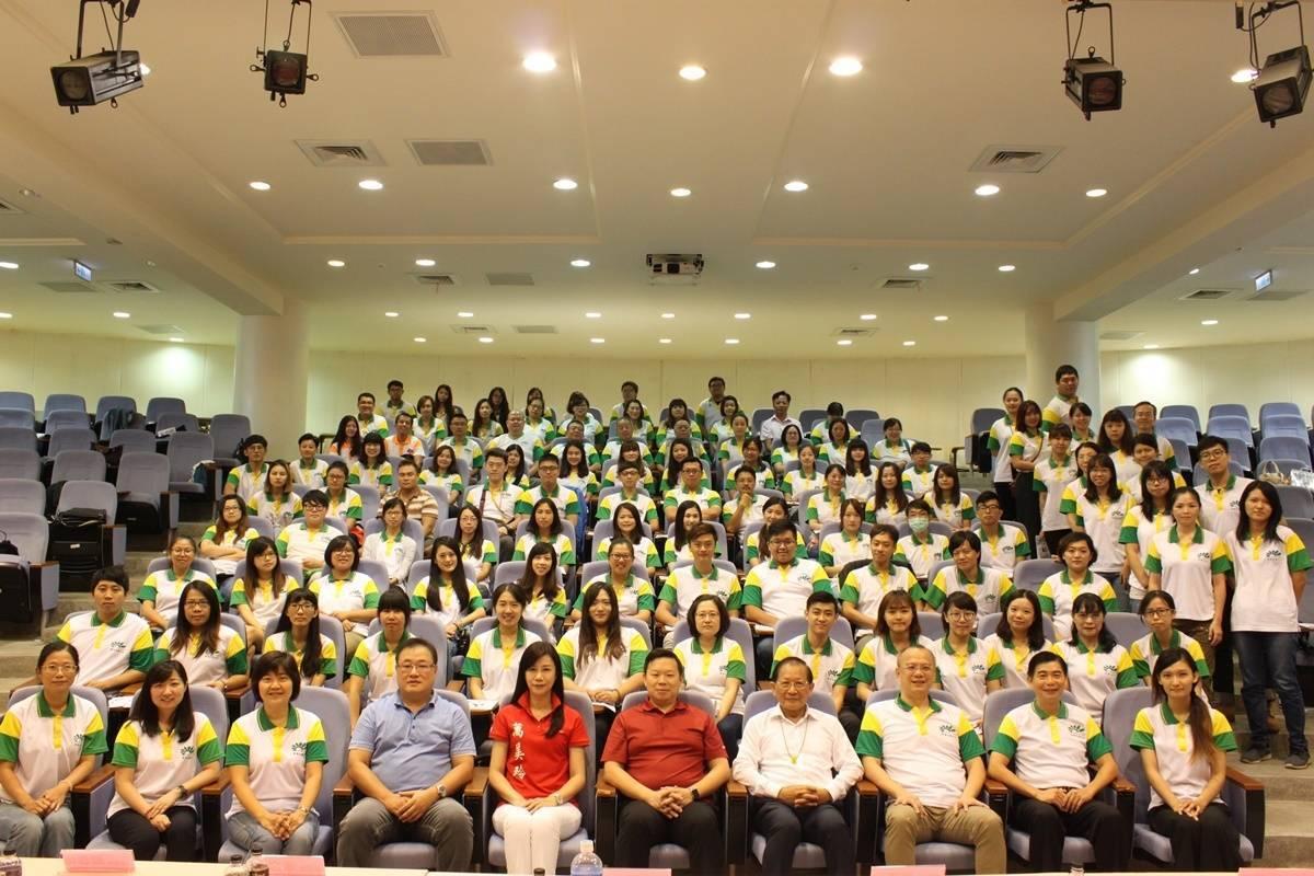 朝揚文理補習班擁有最優秀團隊。圖/朝揚文理補習班提供